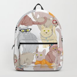 Accessory Cats Backpack