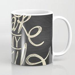 Awake my Soul WHITE Coffee Mug