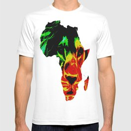 Lion Heart Africa T-shirt