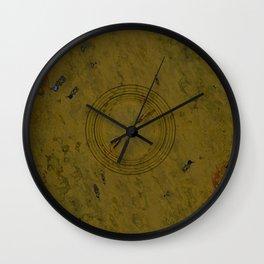 Camo Strobe Wall Clock