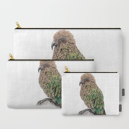 New Zealand Kea Carry-All Pouch