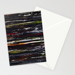 Sifting Through Stationery Cards