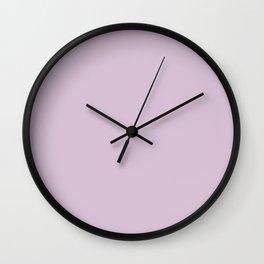 DPCSD Lila color Wall Clock