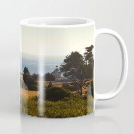 Lighthouse From Afar Coffee Mug