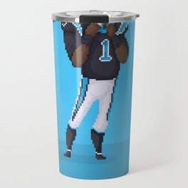 Cam Newton Travel Mug