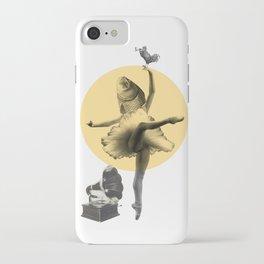 Ballerina Fish iPhone Case