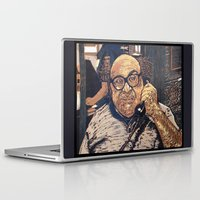 danny haas Laptop & iPad Skins featuring Danny Devito Reduction Print by Drewnelz