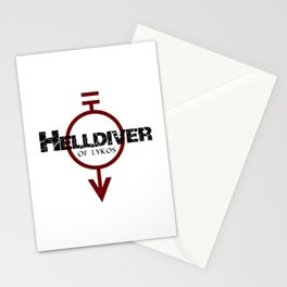 Helldiver of Lykos Stationery Cards