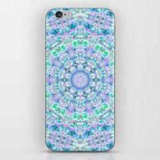 Colour Aquatica Kaleido I iPhone & iPod Skin