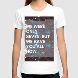 bulletproof eternal T-shirt