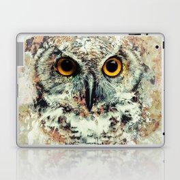 Owl II Laptop & iPad Skin