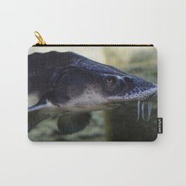 Siberian Sturgeon Carry-All Pouch