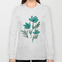 Monday Singular Long Sleeve T-shirt