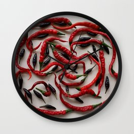 IT'S A SPICY KIND OF DAY! Wall Clock