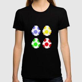 Minimalist Yoshi Eggs T-shirt
