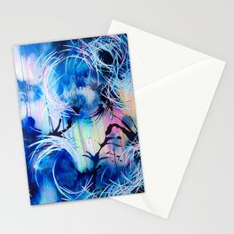 Heavenly Views (Falling Towards The Sky) Stationery Cards