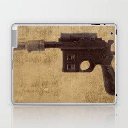 Han Pistol - Blaster Laptop & iPad Skin