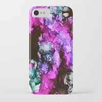 siren iPhone & iPod Cases featuring Siren by Claire Day