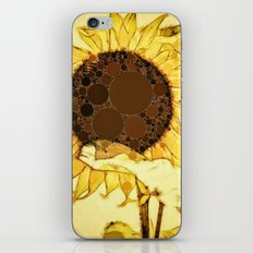 :: Sunshine in a Flower :: iPhone Skin