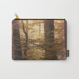 Autumn Came, With Wind & Gold. Carry-All Pouch