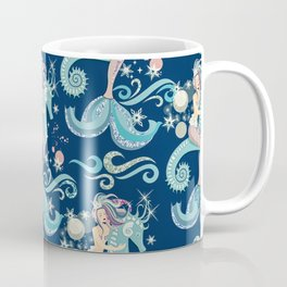 Lovely Ice Queen Mermaid Coffee Mug