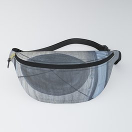 Spheres of Isolation Fanny Pack