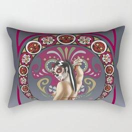Sexy Catrina Rectangular Pillow