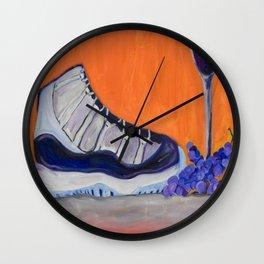 Concord-11s, 2015 Wall Clock