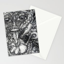 Queen Mab Stationery Cards