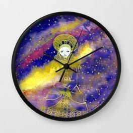 The queen Wall Clock