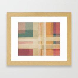 New Urban Intersections 02 Framed Art Print