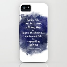 Expanding Universe iPhone Case