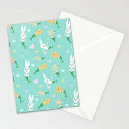 Friends Under the Sea Stationery Cards