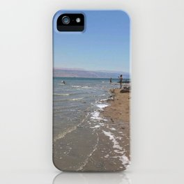 Dead Sea x Photo iPhone Case