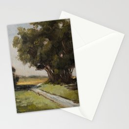 copse of trees Stationery Cards