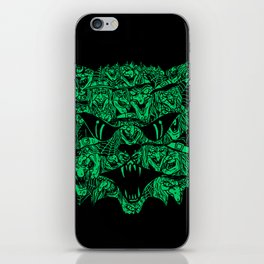 Kitty Witches iPhone Skin