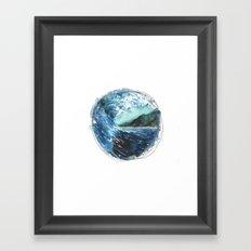 All Day, Everyday - Print Framed Art Print