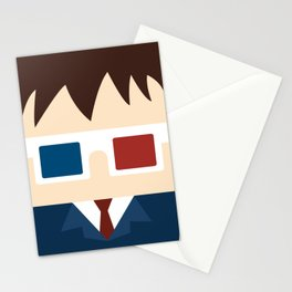 David Tennant, 10th doctor Stationery Cards