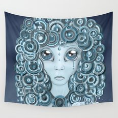 Have You Ever Seen the Rain? Wall Tapestry