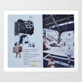 2016 Art Print