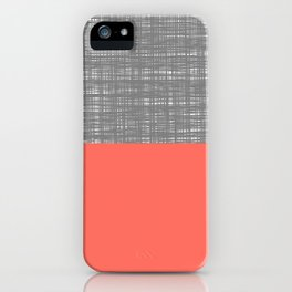 Greben iPhone Case