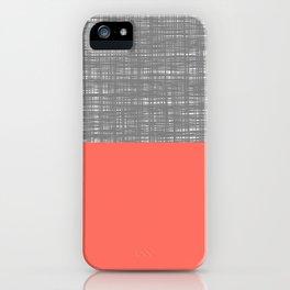 Greben iPhone Case