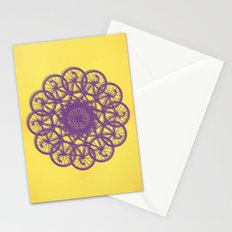 Cycle Circle Stationery Cards