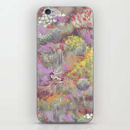 Life in Death Valley iPhone Skin