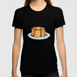 Pancakes & Dots Pattern T-shirt