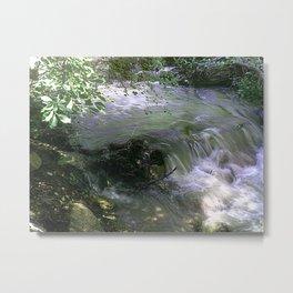 Raging Brook Metal Print