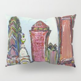 Philadelphia Skyline Pillow Sham