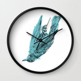 peace at last Wall Clock