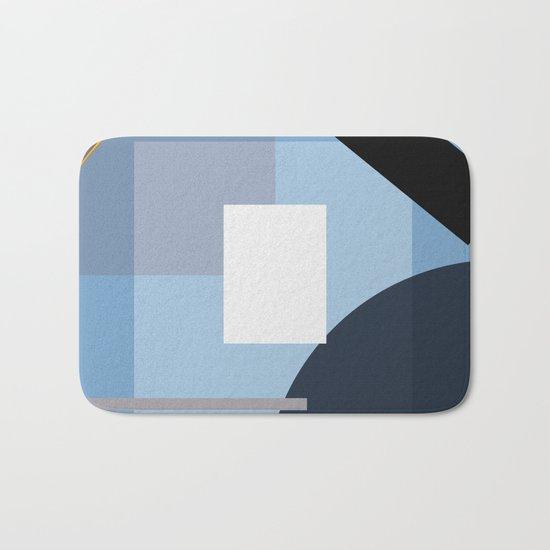 Abstract 2017 022 Bath Mat