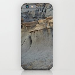 New Hoodoos in the Badlands iPhone Case